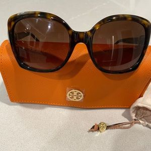 Brand new Tory Burch  sunglasses